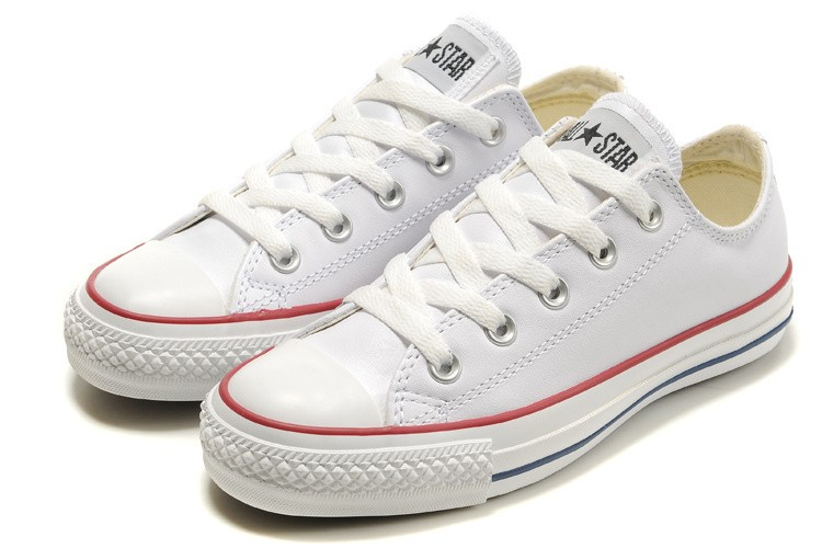 Converse All Stars Laag Wit